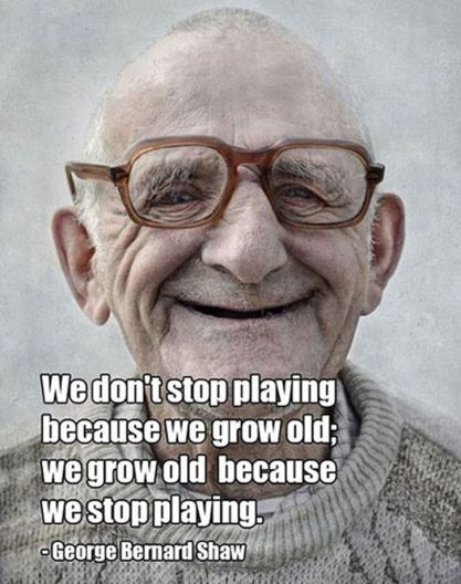 Age playing